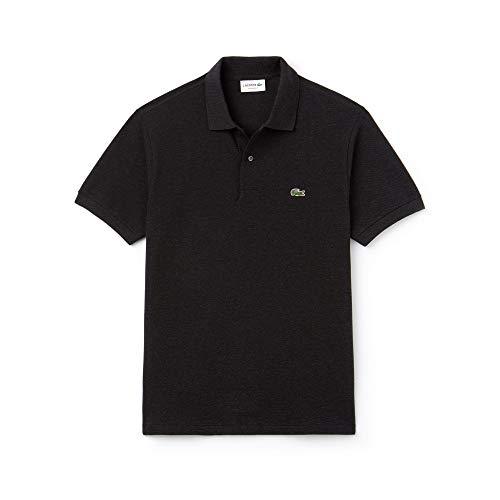 Lacoste Herren Poloshirt Classic Fit Kurzarm Black (85) 4