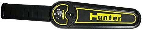 HUNTER - Professional Hand Held wit Wand Super-cheap Metal Our shop most popular Security Detector