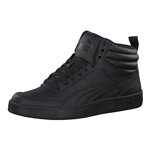 Puma Unisex-Erwachsene Rebound Street V2 L Hohe Sneaker, Schwarz Black Black 1, 42.5 EU