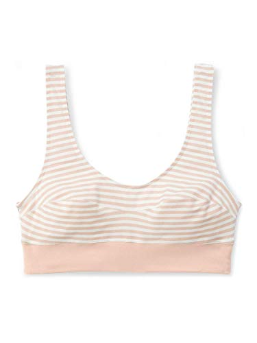 CALIDA Damen Yellowbration Bustier Unterhemd, Lace Parfait Pink, 36-38