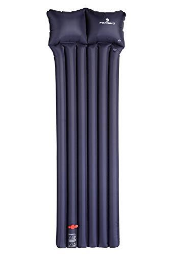 Ferrino 78005W, Materassino Gonfiabile, Tessuto in Poliestere Blu, 180x50 cm