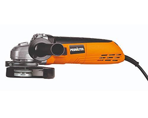 Primaster Winkelschleifer PMWS 1100 Watt Ø 125 mm Scheiben Schleifmaschine