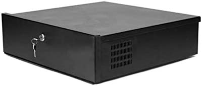 Ares Vision Heavy Duty 18 x 18 x 5 DVR PC Security Lock box 16 gauge with Exhaust Fan 18x18x5 product image