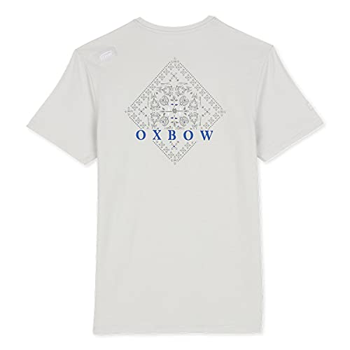 Oxbow N2TEKOV Tee Shirt Manches Courtes Graphique Homme Gravity