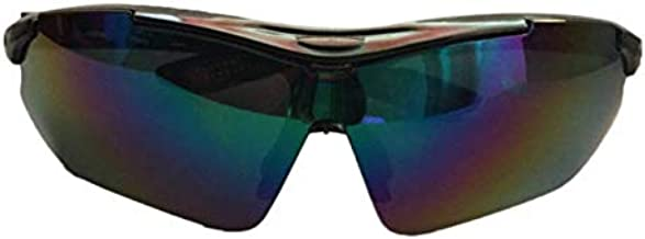 VIQILANY Cycling Eyewear Unisex Outdoor Sports Sunglass UV400 Bike Bicycle Sports Glasses Sun Glasses Riding Goggles - Col...