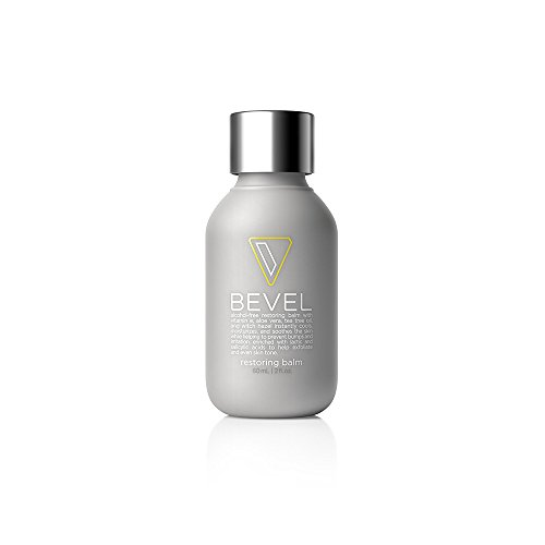 Price comparison product image Bevel Restoring Balm,  Skin Care for Men,  Alcohol-Free,  with Tea Tree Oil,  Vitamin E,  Witch Hazel,  Aloe Vera,  2 fl oz.