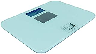 Electronic Weight Scales Bathroom Scale,Solar Power is Used No Battery Replacement is Required Environmentally Friendly Si...