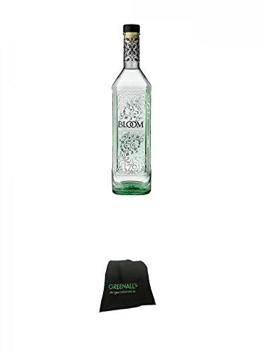 Greenalls BLOOM London Dry Gin England 0,7 Liter + Greenalls Gin Grillschürze Gratis Zugabe