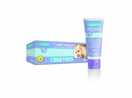 Lansinoh Lanolin Nipple Care Cream HPA-Certified 10 ml