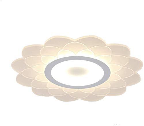 LED Techo Techo Cuarto de baño Cocina Dormitorio Dormitorio Simple Techo Luz Cálida Romántica Lámpara de techo LED LED REDONDA LIVE LIGHT SPOTS