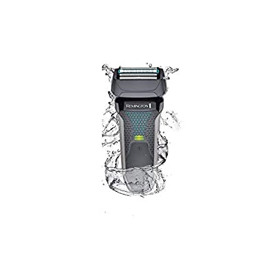 Remington F5 Style Series Electric Shaver with Pop Up Trimmer, Beard Trimmer and 3 Day Stubble Styler, Cordless, Rechargeable Men's Electric Razor, F5000 from Spectrum Brands UK Ltd