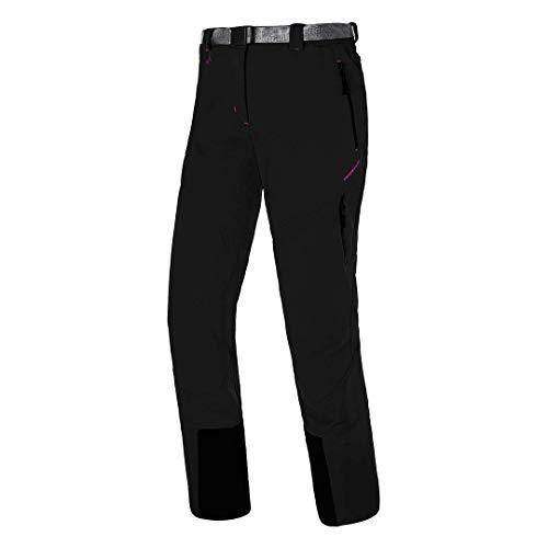 Trangoworld pc008107 – 411-xlc Pantalon Long, Femme, Noir, XL