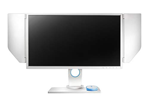 Benq Divina Blue XL2546 - Monitor de ordenador (24,5 pulgadas, Full HD, 320 cd/m2, HDMI), color blanco