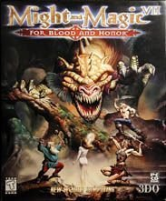Preisvergleich Produktbild Might and Magic VII: For Blood And Honor