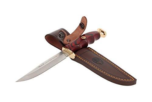 Muela Cuchillo RANGER-12 Hoja Acero MoVa 12 cm empuñadura