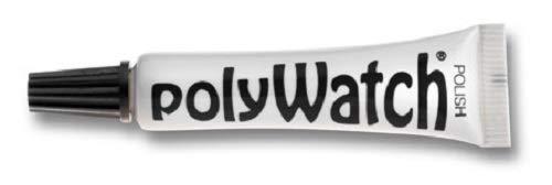 Polywatch Uhr Kunststoff Acryl Uhr Kristalle Glaspolitur Kratzer Entferner Brille Reparatur Vintage 5g