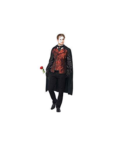 DISBACANAL Disfraz Fantasma de la ópera Adulto - -, L