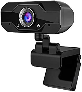 Nllano 1080P HDR Webcam with Noise Reduction Microphone