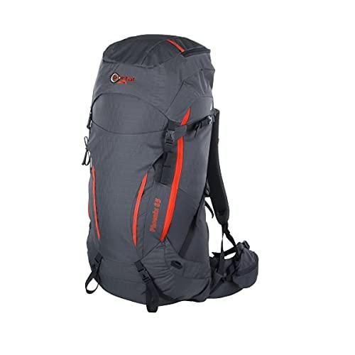 Portail Phoenix 65 – Sac à Dos de Trekking 65 l, Poches de Rangement Multifonctions, de Pluie, pour système d'hydratation, 2350 g