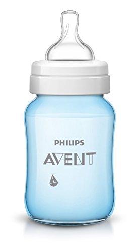 Flasche 260 ml blau boot Classic + - Philips Avent