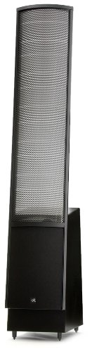 MartinLogan ElectroMotion ESL Hybrid Electrostatic Loudspeaker (Black, Each)