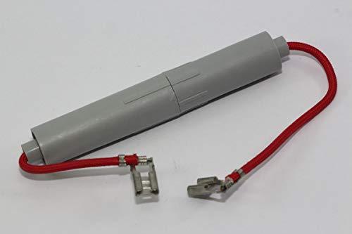 Samsung DE91-70061J - Fusibile e supporto per forno a microonde, 650 mA, 0,65 A, 5 kV