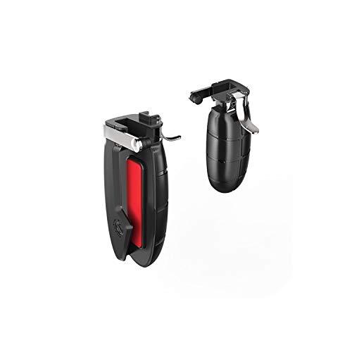 Capteurs de jeu  Pubg Mobie Controller pour Ipad Tablet Game Controller Console Gamepad pour Pubg Handle L1R1 Trigger Button Fire Aim Button-1 Pair-