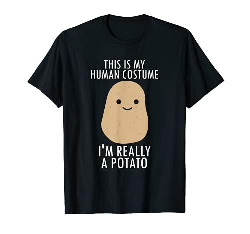 Este es mi disfraz de papa soy un amigo de papa humor Camiseta