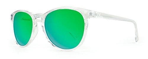 Gafas de sol Knockaround Clear / Green Moonshine Mai Tais