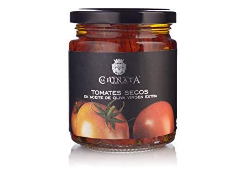 Tomates Secos en Aceite de Oliva Virgen Extra (220 g) - La