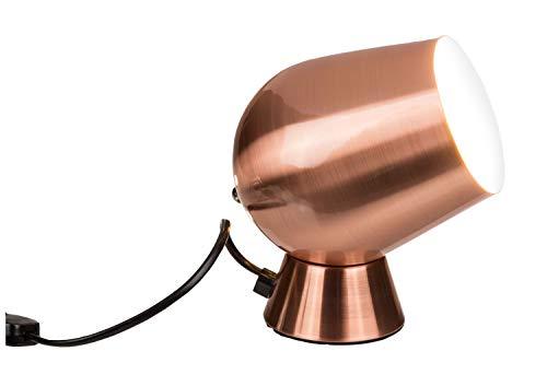 OOTB tafellamp, koperkleurig