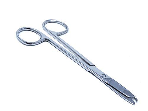 STT-SUT45 Premium High Polish Suture Stitch Scissors 4.5' (11.43cm) Stainless Steel