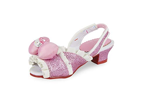 Sanrio Hello Kitty Premium Dress Up Toddler Shoes, Size 11/12 Pink