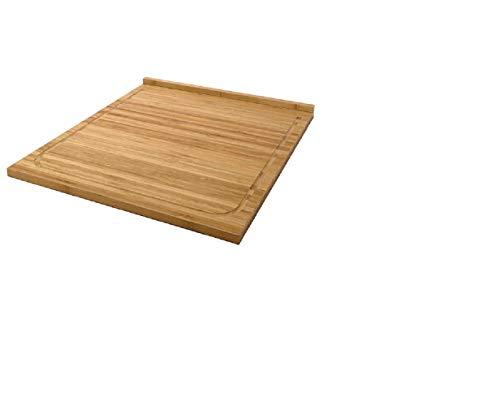 IKEA LAMPLIG - Chopping board, beech - 46x53 cm by Ikea
