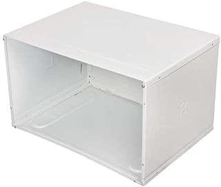 GARRISON Air Conditioner Wall Sleeve-1028309, White