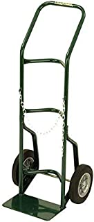Harper Trucks 701-86 48-Inch High by 21-Inch Wide Utility Hand Truck with 10-Inch Solid Rubber Wheels
