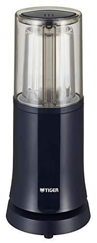 タイガー魔法瓶(TIGER) コンパクトミキサー スムージー ジューサー アーバンライフシリーズ 250ml ネイビー SKR-V250AN
