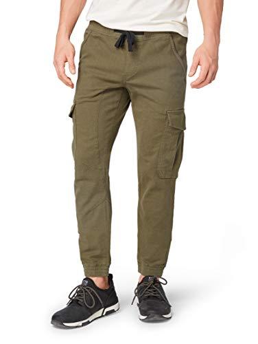 Tom Tailor Denim Cargo Pantalones de Deporte para Hombre