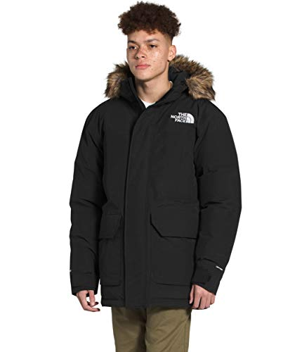 The North Face Men's McMurdo Parka, TNF Black, M