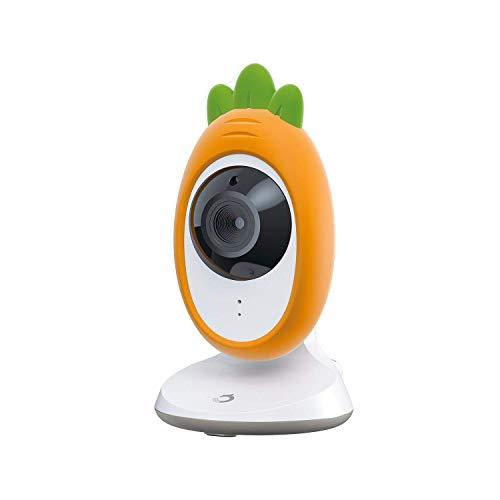 Dragon Touch Bebé Cámara de Vigilabebés Adicional para Monitor de Bebé E40