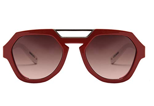 Óculos de sol Avalanche, Evoke, Adulto-Unissex, Marrom, Único
