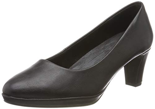 MARCO TOZZI 2-2-22412-33, Zapatos con Plataforma para Mujer