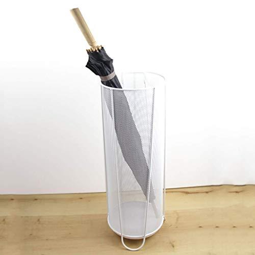 WYJW Paraplu stand/paraplu/cartoon emmer/roll papier/paraplu stand/paraplu mesh stand/metalen gaas (grootte: 20.5 * 58cm)