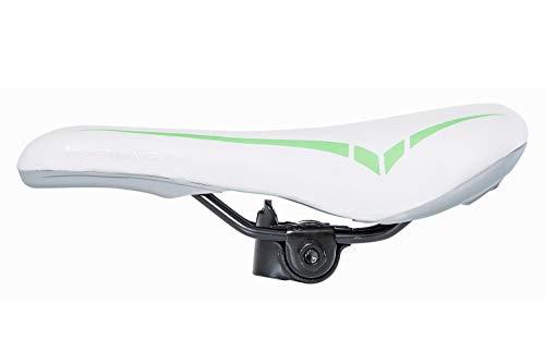 Selle GW628 - Sillín de bicicleta para hombre, color blanco