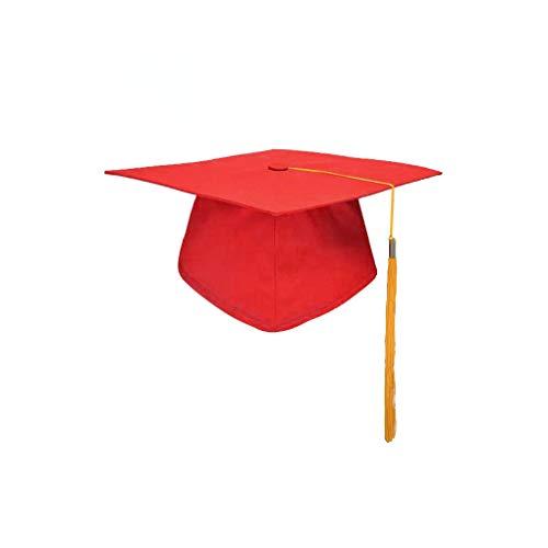 teng hong hui Escuela de graduación borlas Cap Birrete Universidad Licenciatura Académico Borla Cap Maestro Médico Académico Sombrero
