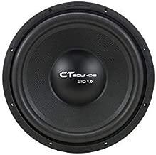 CT Sounds Bio 1.0 12 Inch Car Subwoofer 4 Ohm
