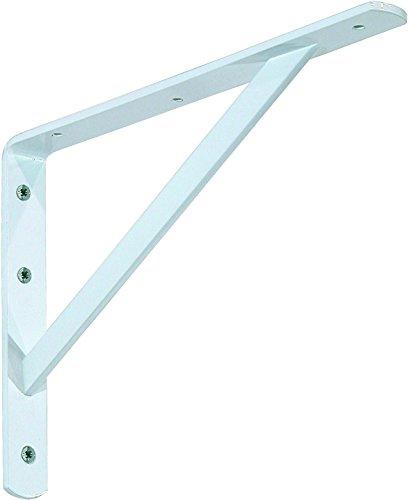 Element System Schwerlastkonsole Samson Halterung / Halterung (2er Pack), weiß, 210x300 mm