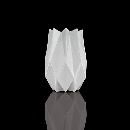 Goebel - Vase - Polygono Star - Porzellan Höhe 27 cm