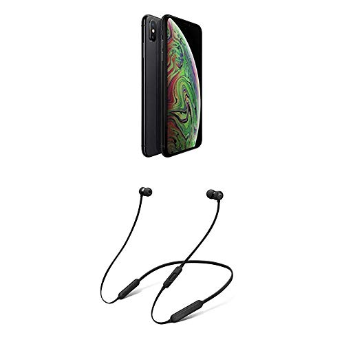 "Apple iPhone XS Max - Smartphone de 6.5"" (256 GB) gris espacial + Auriculares BeatsX - Negro"