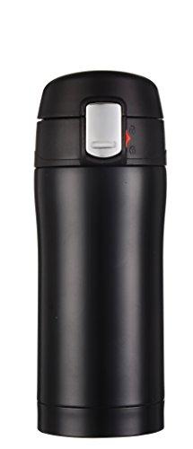 Kooyi 250 ML Tazza da viaggio da caffè, Bottiglia in Acciaio Inossidabile,...